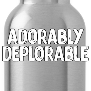 Adorable Deplorable T-Shirts - Water Bottle