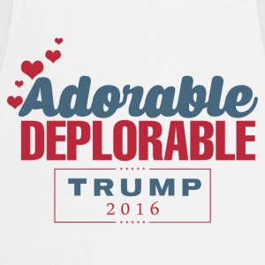 Adorable Deplorable T-Shirts - Cooking Apron