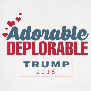 Adorable Deplorable T-Shirts - Baseball Cap