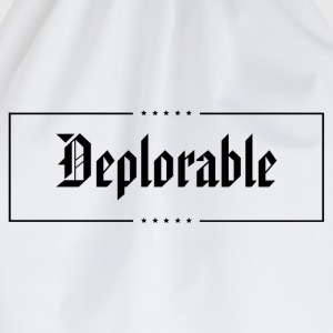 Deplorable T-Shirts - Drawstring Bag