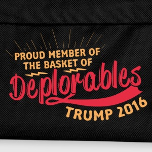 Proud Member Of The Basket Of Deplorables T-Shirts - Kids' Backpack