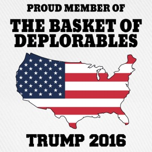 Proud Member Of The Basket Of Deplorables T-Shirts - Baseball Cap