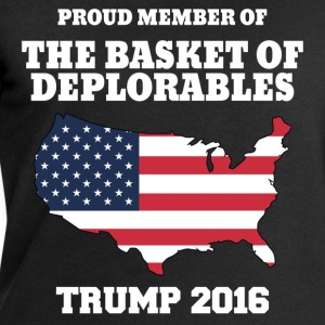 Proud Member Of The Basket Of Deplorables T-Shirts - Men's Sweatshirt by Stanley & Stella