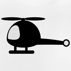 Helicopter cartoon T-Shirts - Baby T-Shirt
