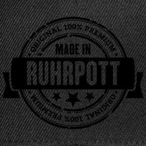 Made in Ruhrpott T-Shirts - Snapback Cap
