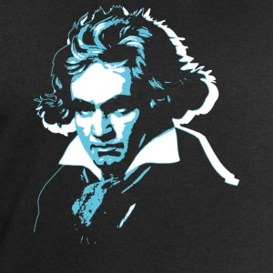 Beethoven Goes Pop Art - Black Shirts T-Shirts - Männer Sweatshirt von Stanley & Stella