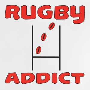Rugby addict Shirts - Baby T-shirt