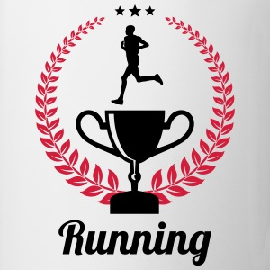 Course à Pied / Running / Jogging / Coureur Tee shirts - Tasse