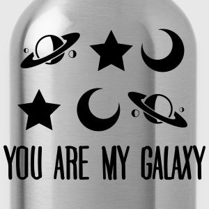 You Are My Galaxy T-Shirts - Water Bottle