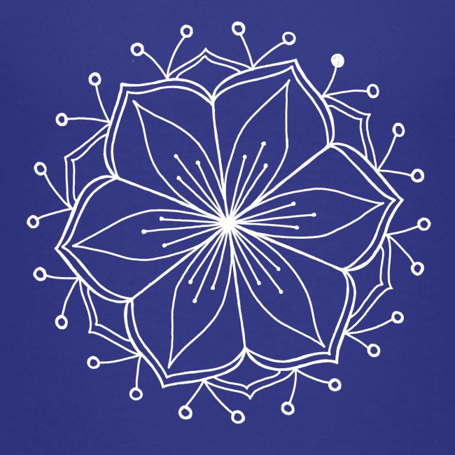 White Lotus MAndala