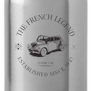RENAULT 4CV FRENCH CAR Tee shirts - Gourde