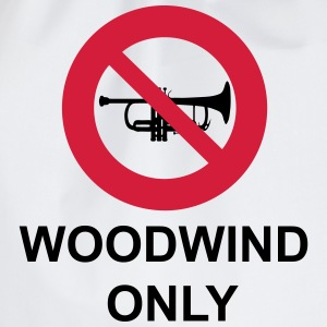 Woodwind  Only T-shirts - Gymtas