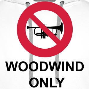 Woodwind  Only T-shirts - Premiumluvtröja herr