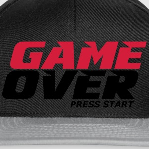 gaming Tee shirts - Casquette snapback