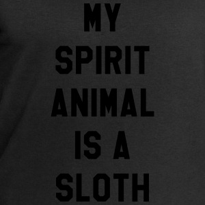 My spirit animal is a sloth T-Shirts - Men's Sweatshirt by Stanley & Stella