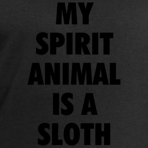 My spirit animal is a sloth T-shirts - Mannen sweatshirt van Stanley & Stella