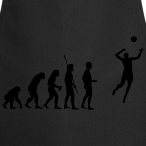 evolution Volleyball T-Shirts - Cooking Apron