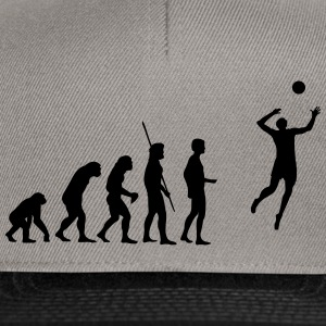 evolution Volleyball T-Shirts - Snapback Cap
