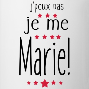Je Me MARIe Sweat-shirts - Tasse