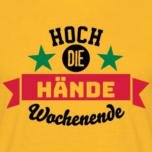 suchbegriff 39 endlich wochenende 39 t shirts online bestellen spreadshirt. Black Bedroom Furniture Sets. Home Design Ideas