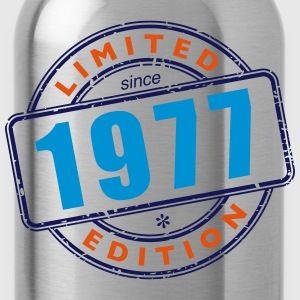 LIMITED EDITION SINCE 1977 T-Shirts - Trinkflasche