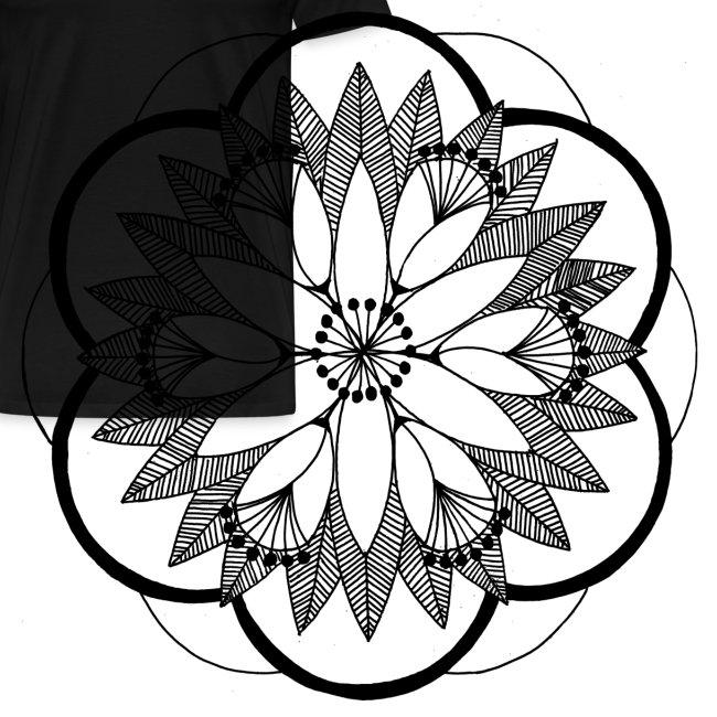 Pond Bouquet Mandala