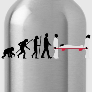 evolution_sanitaeter_09_201602_3c T-Shirts - Trinkflasche