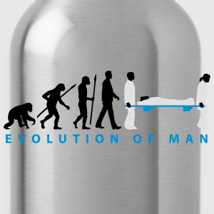 evolution_sanitaeter_09_201603_3c T-Shirts - Trinkflasche