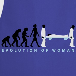 evolution_sanitaeterin_09_201602_3c T-Shirts - Kochschürze