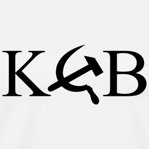KGB Mugs & Drinkware - Men's Premium T-Shirt