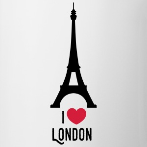 london T-Shirts - Tasse
