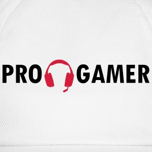 Pro Gamer Headset Tee shirts - Casquette classique