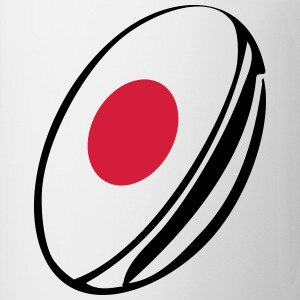 japan rugby ball 1 T-Shirts - Tasse