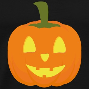 Classic light Halloween Pumpkin Hoodies & Sweatshirts - Men's Premium T-Shirt