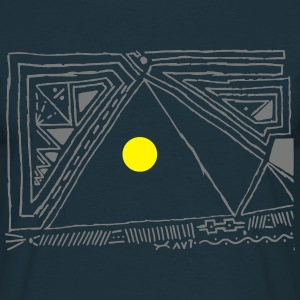 PowerLines 5c T-shirts - T-shirt herr