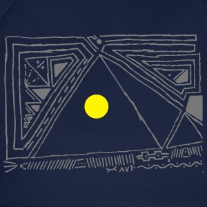 PowerLines 5c T-shirts - Basebollkeps