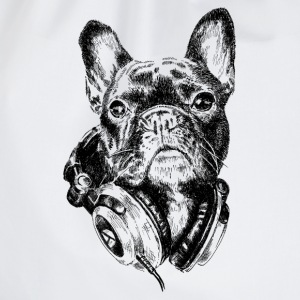 DJ Frenchie T-shirts - Sportstaske