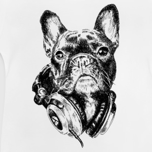 DJ Frenchie T-shirts - Baby-T-shirt
