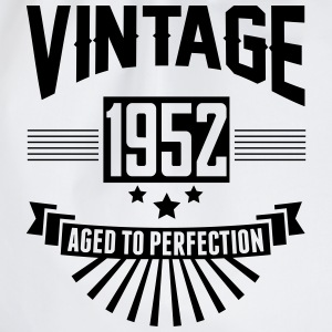 VINTAGE 1952 - Aged To Perfection  T-Shirts - Drawstring Bag