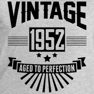 VINTAGE 1952 - Aged To Perfection  T-Shirts - Men's Sweatshirt by Stanley & Stella