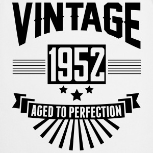 VINTAGE 1952 - Aged To Perfection  T-Shirts - Cooking Apron