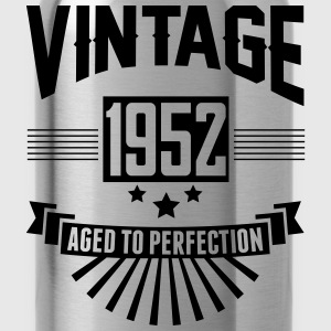 VINTAGE 1952 - Aged To Perfection  T-Shirts - Water Bottle