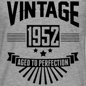 VINTAGE 1952 - Aged To Perfection  T-Shirts - Men's Premium Longsleeve Shirt