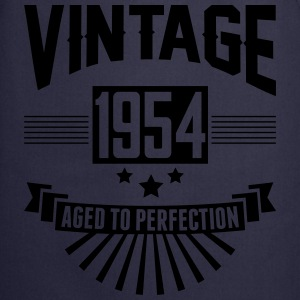 VINTAGE 1954 - Aged To Perfection  T-Shirts - Cooking Apron