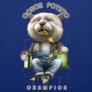 COUCH POTATO CHAMPION - Tote Bag