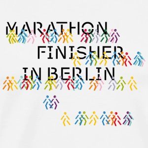 Marathon Finisher - Männer Premium T-Shirt