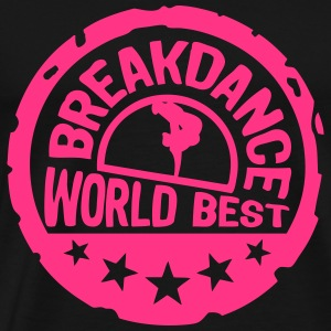 breakdance world best stars buffer 5 Pullover & Hoodies - Männer Premium T-Shirt