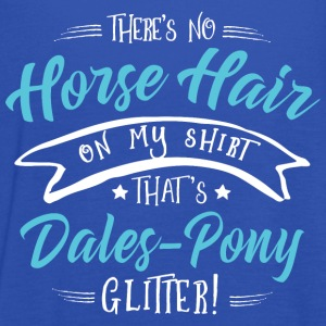 Glitter Dales-Pony  T-Shirts - Women's Tank Top by Bella