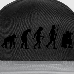 Photographe evolution Tee shirts - Casquette snapback