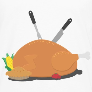 Thanksgiving table decoration Other - Men's Premium Longsleeve Shirt